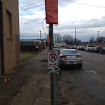 Traffic Signs at 331 32nd St