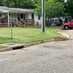 Street Obstructions at 48 Crestwood Dr