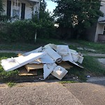 Litter/Illegal Dumping at 1215 20TH ST